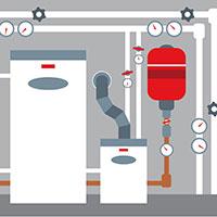 Boiler Room Gas Smell