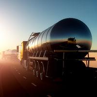 Fuel oil truck