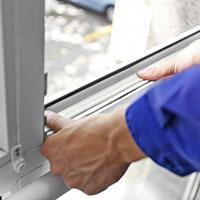 Sealing window