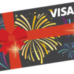 Contest gift card
