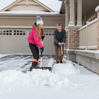 Keep your propane tank full, accessible, and top of mind this winter