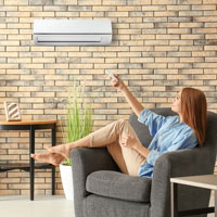 Can I save money with a ductless A/C system?