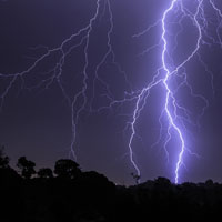 Safety tips for thunderstorms and severe weather